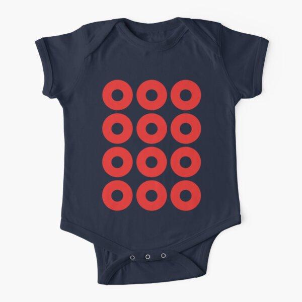 Jon Fishman  Short Sleeve Baby One-Piece