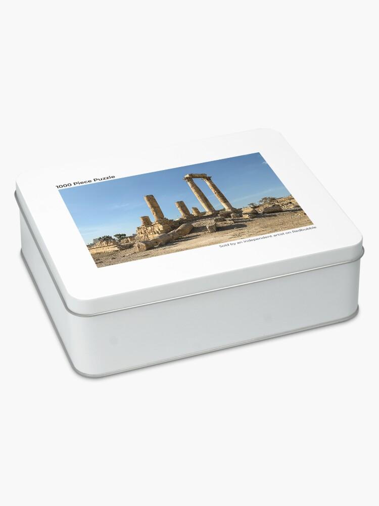 Alternate view of Jordan - Citadel - The Temple of Hercules Jigsaw Puzzle