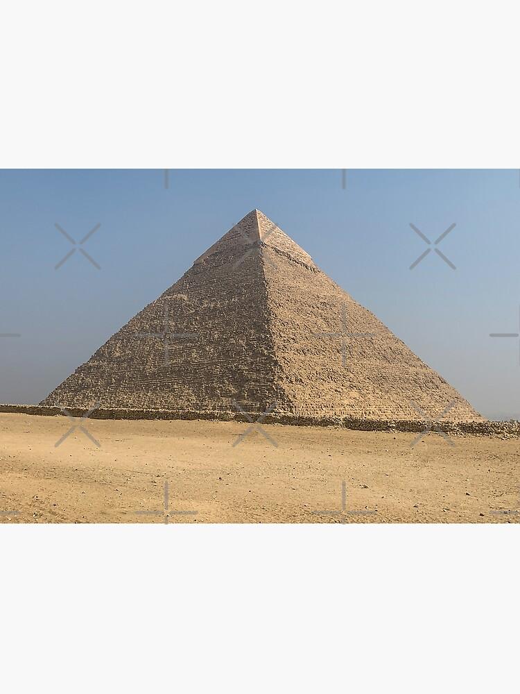 Egypt - Great Pyramids of Giza by wanderingfools