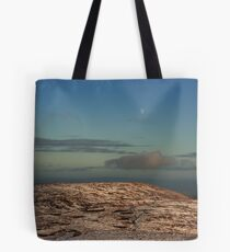 Moon Over Brown's Hill Tote Bag