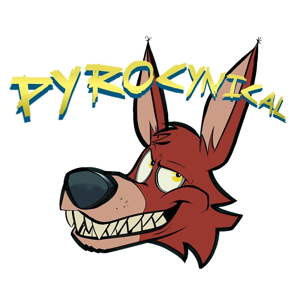 PyroCynical The Youtuber by NoNameLegend