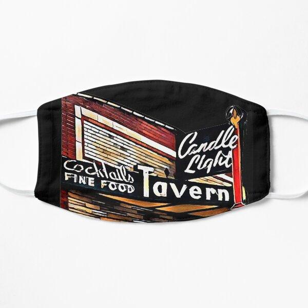 Candlelight Tavern Denver, CO USA Black Mask