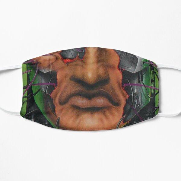 Galactic Cyberdeath Masque sans plis