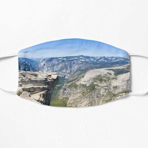 Half Dome Visor - Yosemite National Park Flat Mask