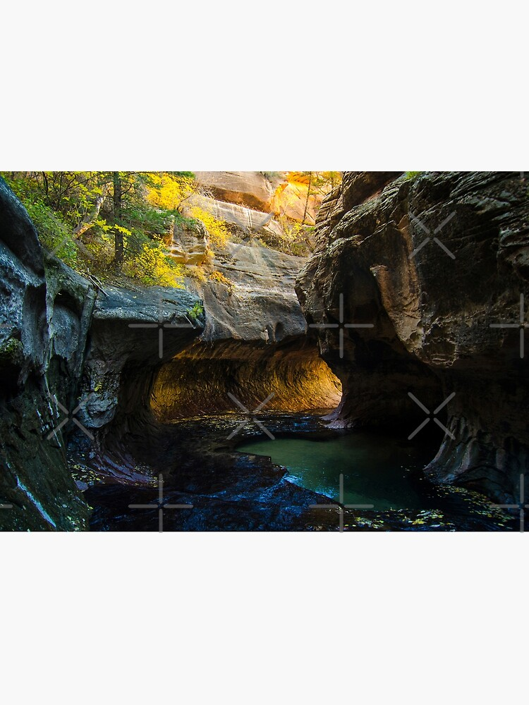 The Subway - Canyon - Zion National Park, UT. by wanderingfools