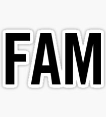 Fam Sticker