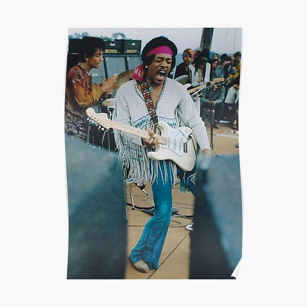 rock festival 1969 Poster