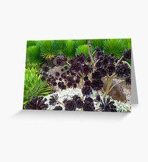 Cactus Garden Mt Tomah Greeting Card