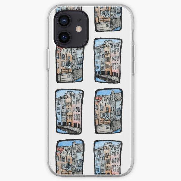 Snapshots of Amsterdam iPhone Soft Case