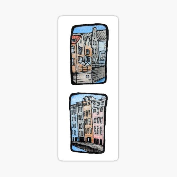 Snapshots of Amsterdam Sticker