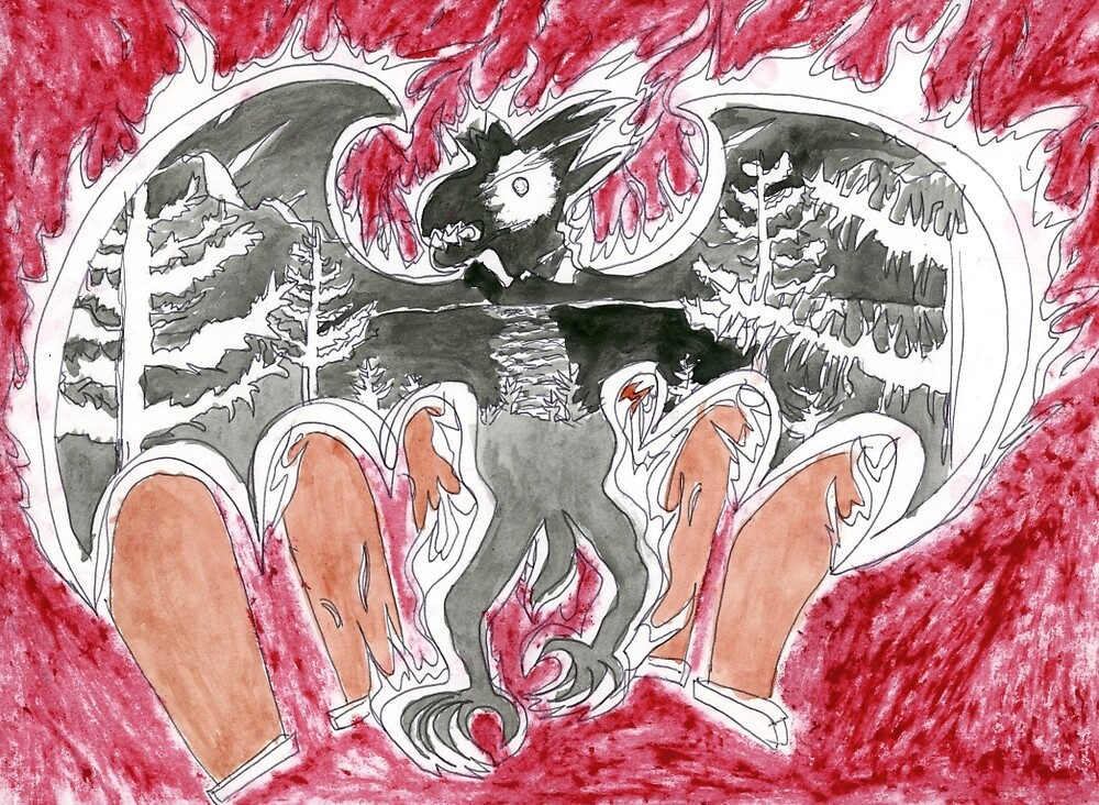 Internal Tapestry by Avi Morgan