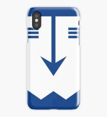 Star Blazers Sandor uniform iPhone Case/Skin