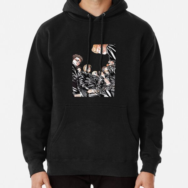 Crows Zero Pullover Hoodie