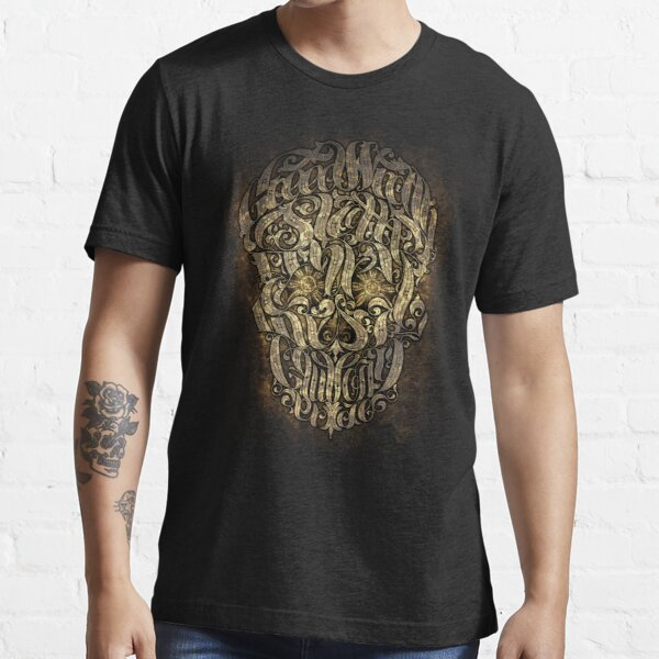 The 7 Sins Skull Essential T-Shirt