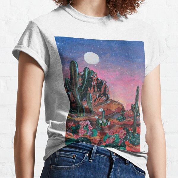 Desert Scene Classic T-Shirt