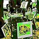 Art in The Park by Joseph  Coulombe