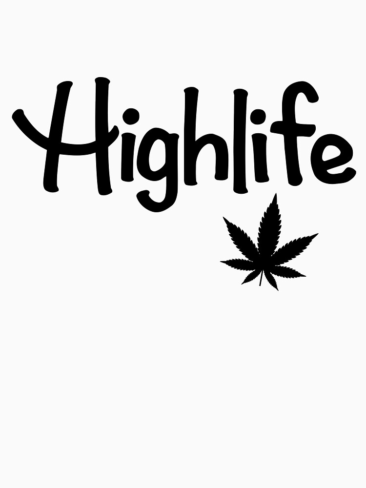 Highlife Shirt (Dark) von TheMagicLamp