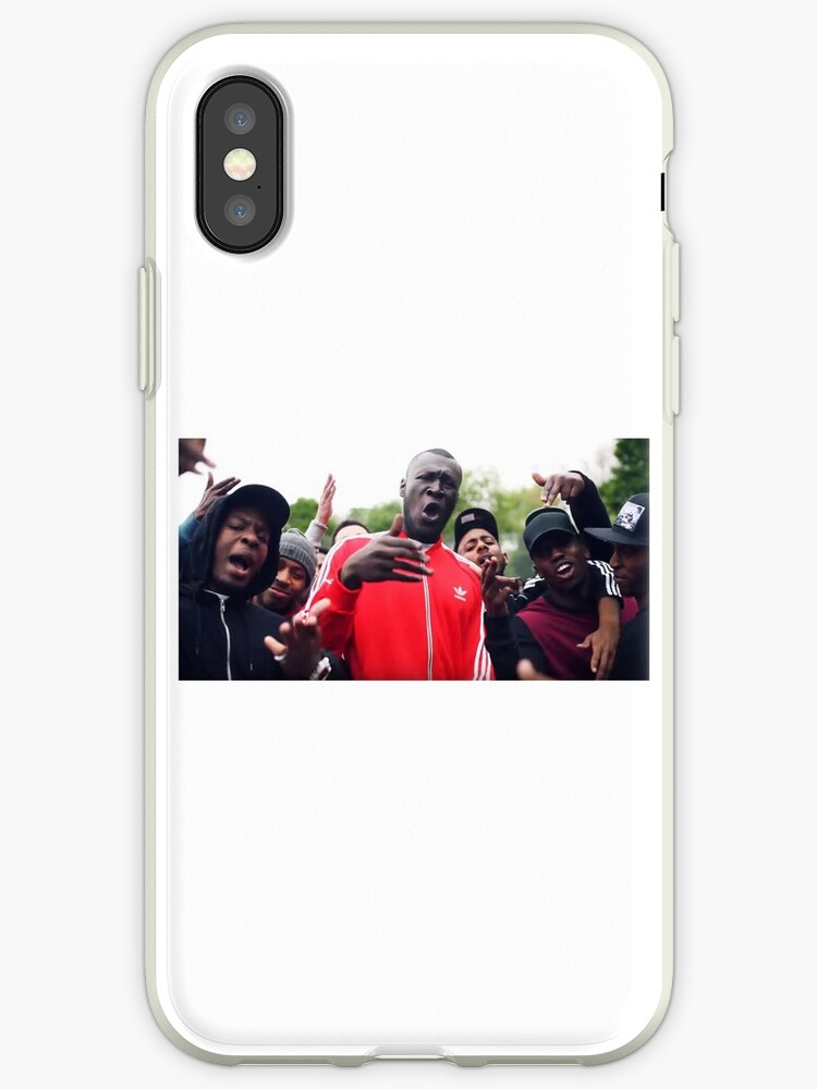 Stormzy Shut up Phone Case by RighteousOnix