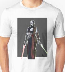 Asajj Ventress-Evolution Unisex T-Shirt