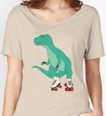 Tyrollersaurus Rex Women's Relaxed Fit T-Shirt