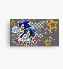 Sonic Generations Canvas Print