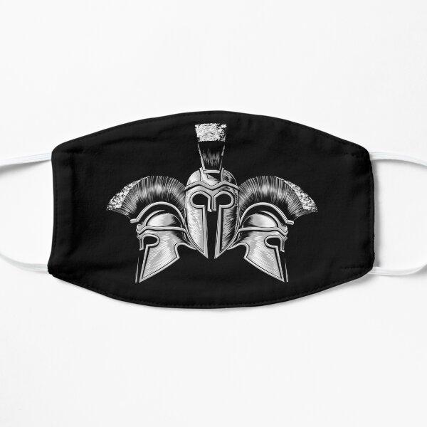 Trojan helmet Flat Mask