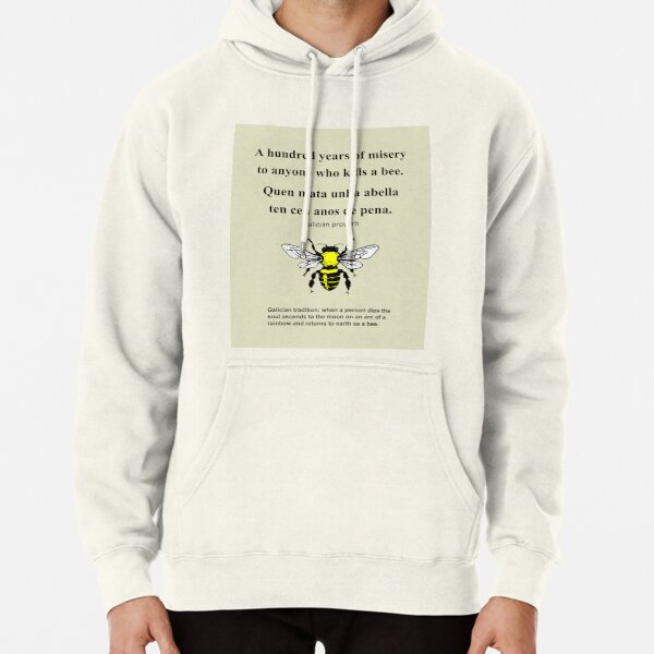 A hundred years of misery (tan) Pullover Hoodie