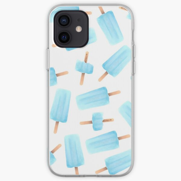 Sea Salt Icecream iPhone Soft Case