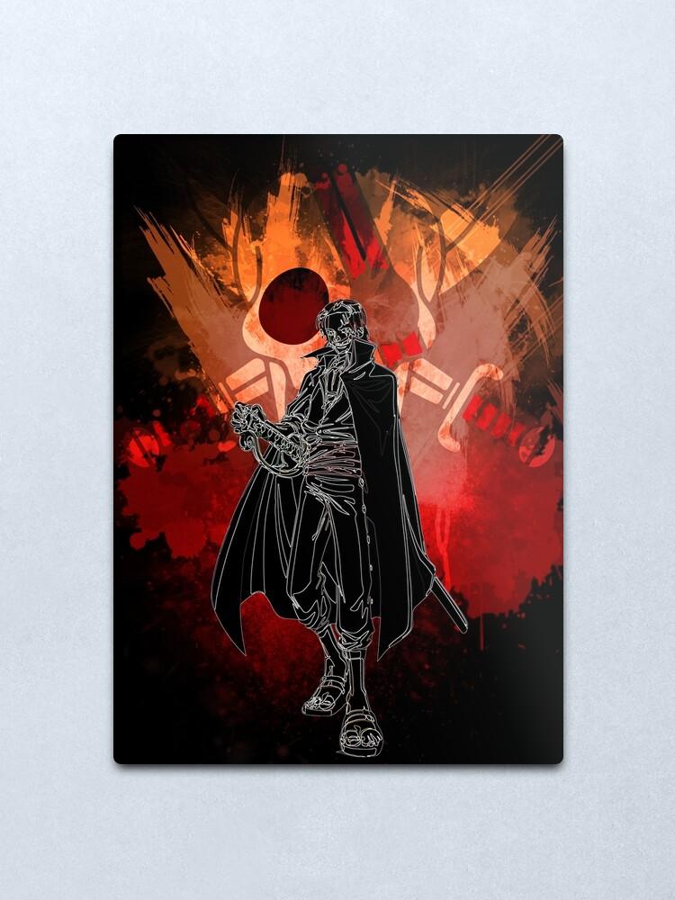 Alternate view of Akagami Awakening Metal Print