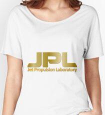 JPL Anniversary Logo Women's Relaxed Fit T-Shirt