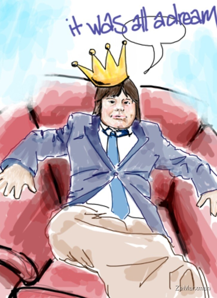 King Jake by ZeMarxman