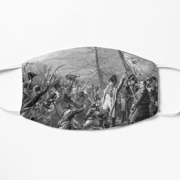 Napoléon revient de l'île d'Elbe Masque sans plis