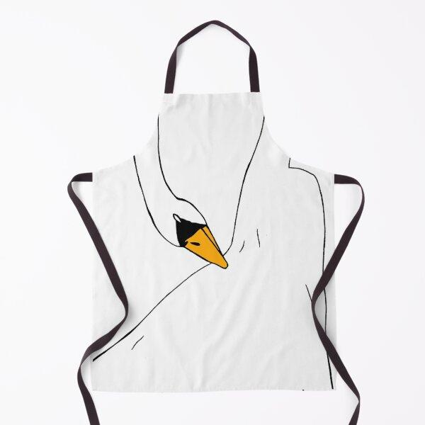 Swan Dress (Bjork) Apron