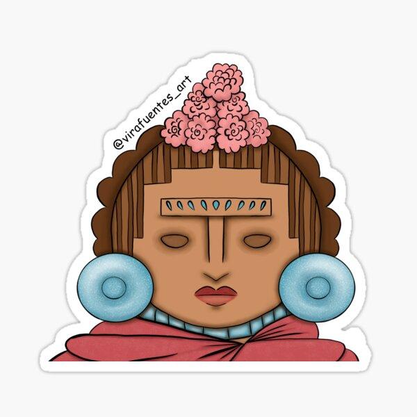 Frida Xochipilli Sticker