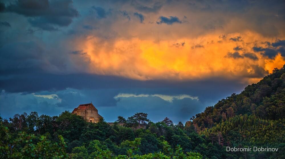 Incredible sunset by Dobromir Dobrinov