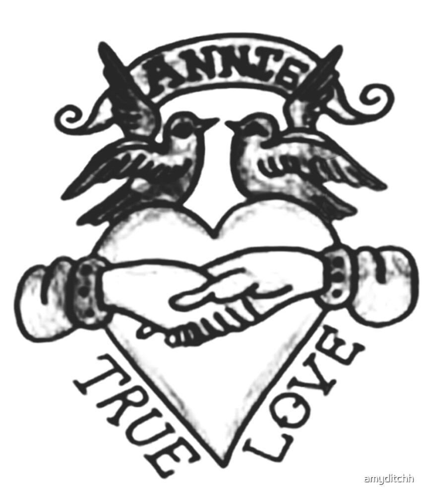 Matt Healy tattoo  by amyditchh
