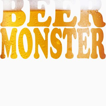 Beer Monster by sher00