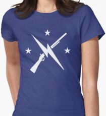 General, your orders. Womens Fitted T-Shirt