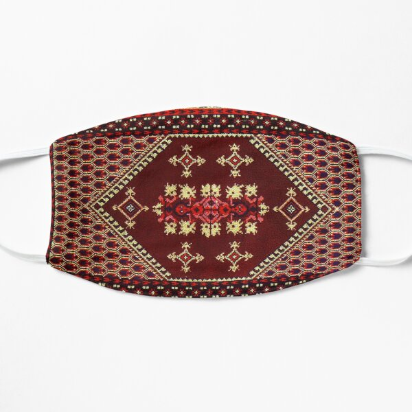 beautiful design of Moroccan style Mask