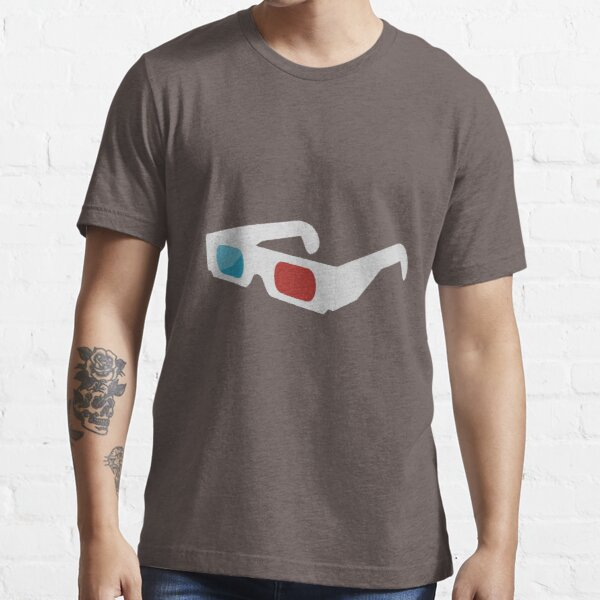 anaglyph stereographic 3D glasses Essential T-Shirt