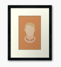 2 John Watson Framed Print