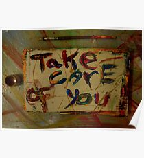 take care of you Poster