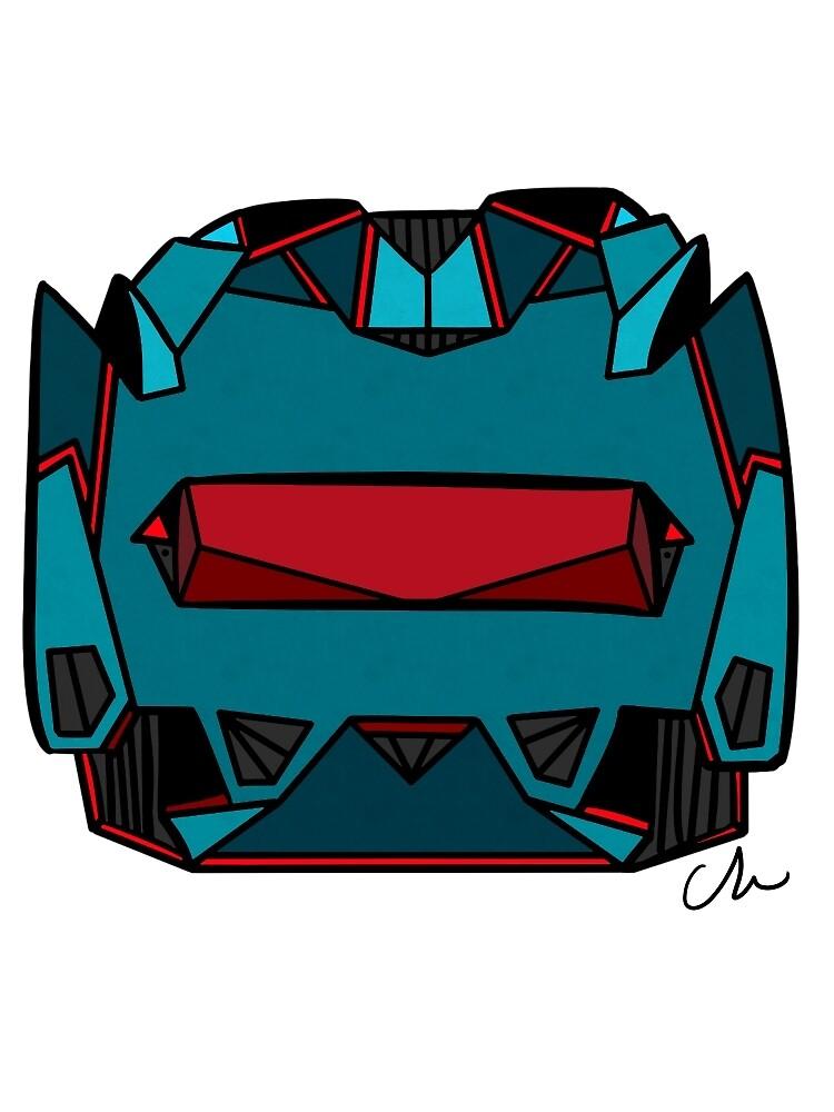 Vanguard Armor | Head by Hakse