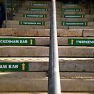 Twickenham bar by Robert Steadman