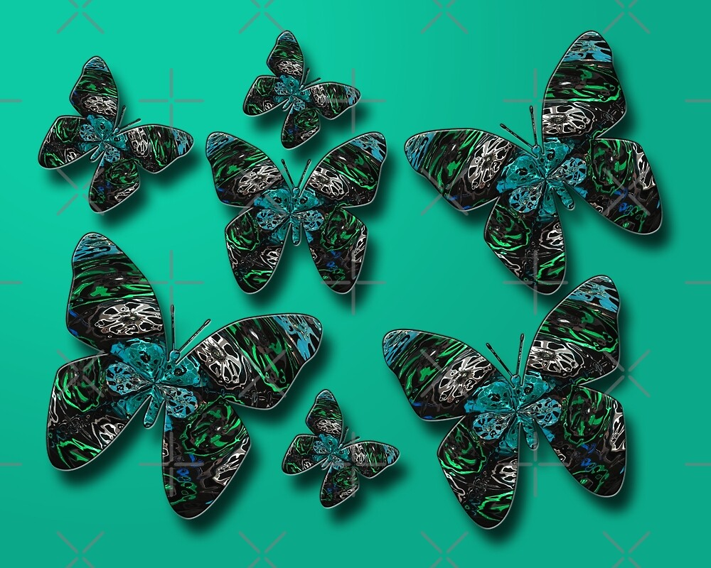 A Butterfly Thing by CarolM