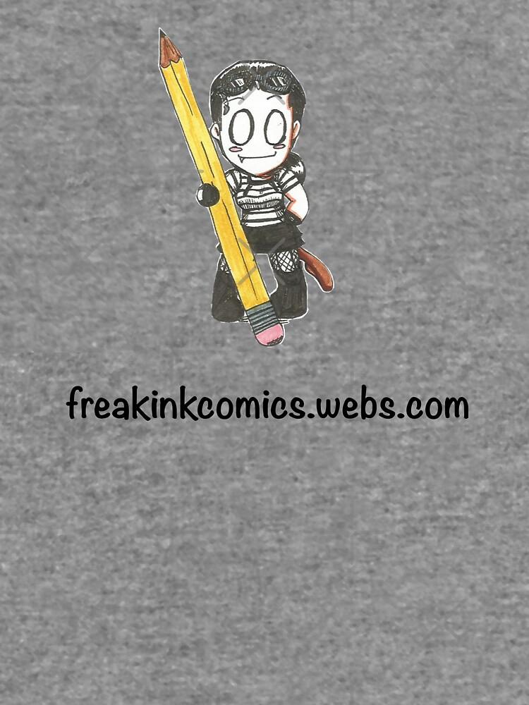 Freak Ink Comics by FreakInkComics