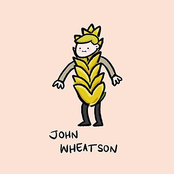 John Wheatson by Sherlock-ed