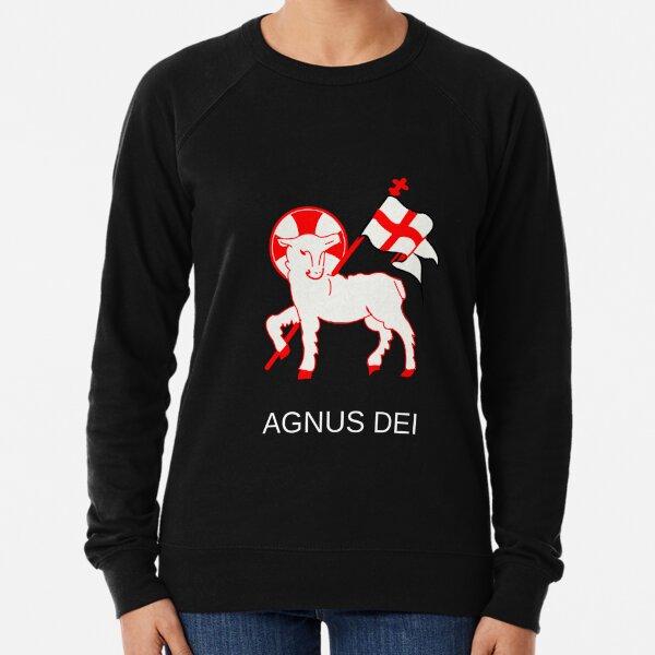 Lamb Of God (Agnus Dei) Lightweight Sweatshirt