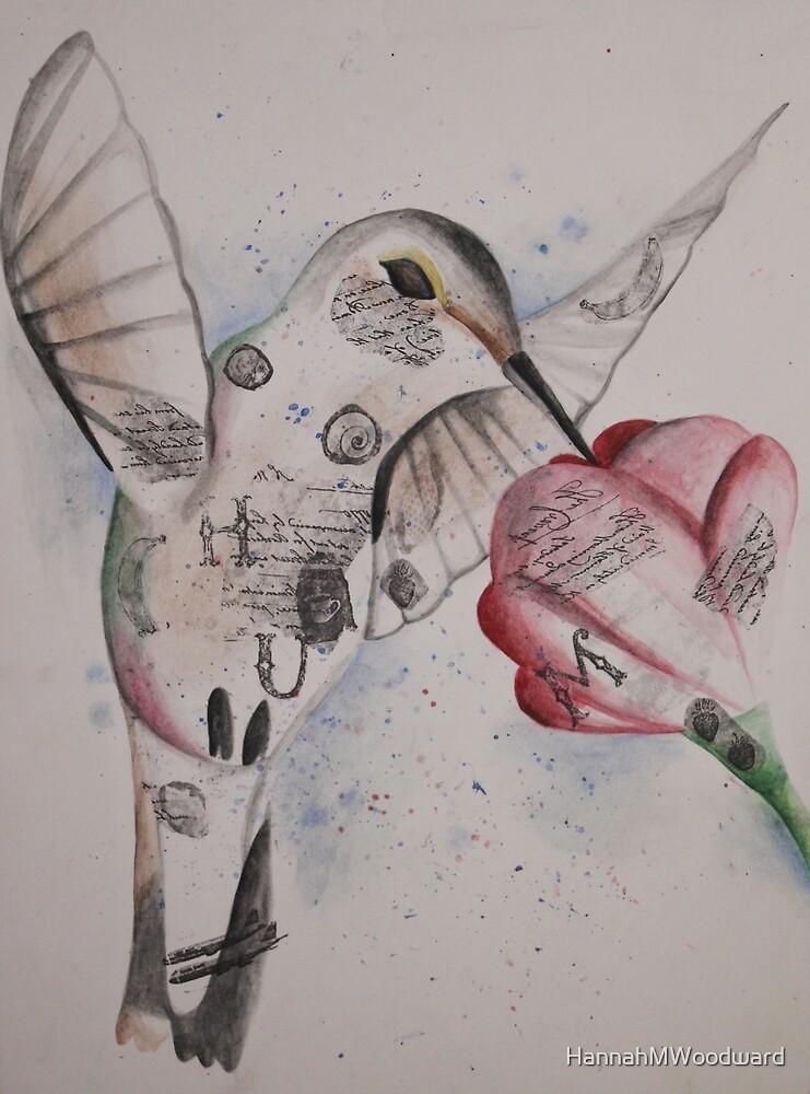 Humming Bird by HannahMWoodward
