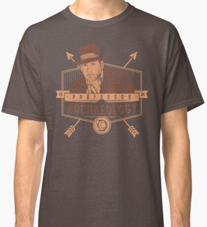 Professor of Archaeology Classic T-Shirt
